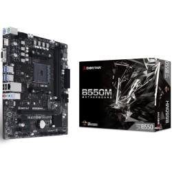 Biostar B550MH 4933Mhz OC S+V+GL DDR4 AM4 (ATX)