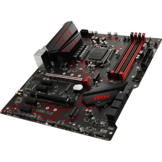 MSI MPG Z390 GAMING PLUS DDR4 2666 S+V+GL 1151 V2