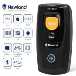 Newland BS8060-3V Kablosuz 1D CCD Barkod Okuyucu