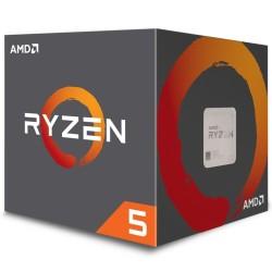 AMD Ryzen 5 1600 3.2/3.6GHz 6C/12T AM4 12Nm 95W