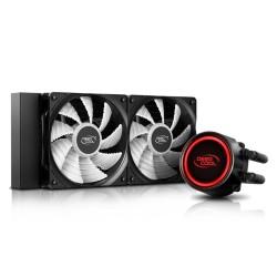 Deep Cool Gammaxx L240T-RED 240mm Sıvı CPU Soğt.