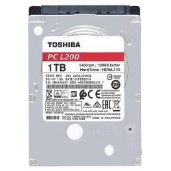 Toshiba 2.5 1TB L200 128MB 5400RPM HDWL110UZSVA