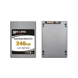 HI-LEVEL 240GB SSD Disk SSD30ULT/240G + Aparat
