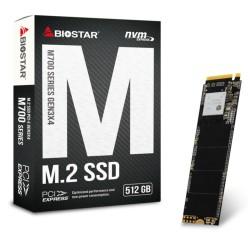 Biostar M700 512GB SSD m.2 NVMe SS263PME35