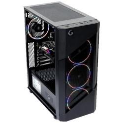 DarkFlash Pollux Mesh 650W 80+Br Mid Tower