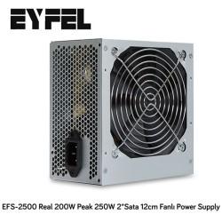 Eyfel EFS-2500 Real 200W Güç Kaynağı
