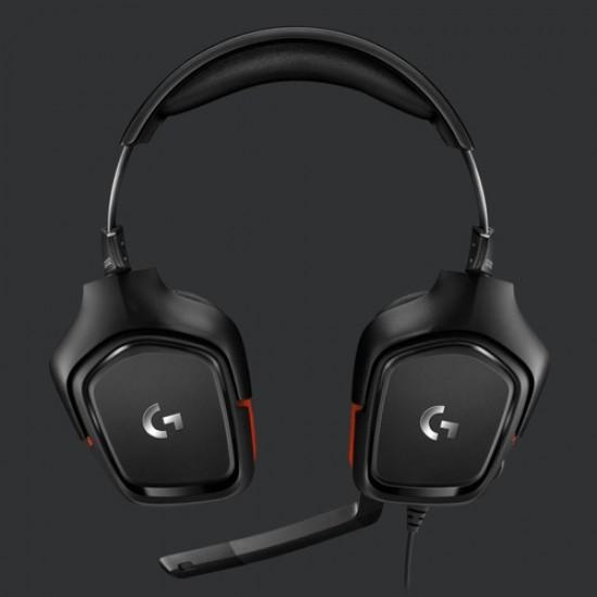 Logitech G332 Wired Gaming Kulaklık 981-000757