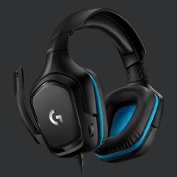 Logitech G432 Wired Gaming Kulaklık 981-000770