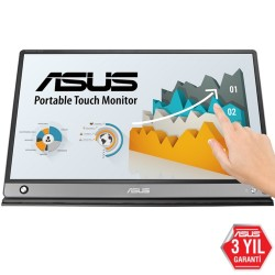Asus 15.6 MB16AMT IPS MM Monitör Gri 5ms