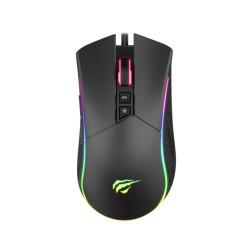 GameNote MS1001 Kablolu RGB Gaming Mouse Siyah