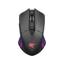 GameNote MS1021W  Kablosuz RGB Gaming Mouse Siyah