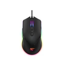 GameNote MS814 Kablolu RGB Gaming Mouse Siyah