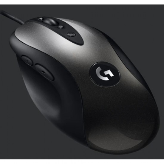 Logitech MX518 Gaming Mouse USB Siyah 910-005545