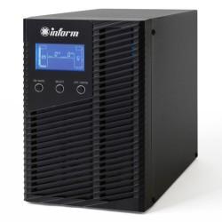 INFORM SINUS EVO 1KVA UPS  (2x 7AH) 5-12 dk