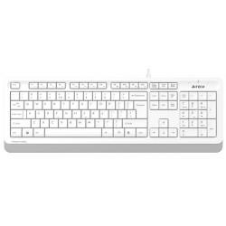 A4 Tech FK10 Kablolu Klavye Beyaz