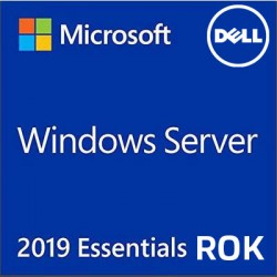 DELL W2K19ESSROK SERVER 2019 ESSENTIAL ROK LISANS (25 KULLANICI)