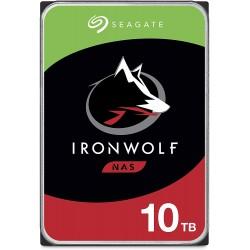 Seagate 3.5 10TB Ironwolf Nas ST10000VN0008 SATA 3.0 7200 RPM Hard Disk