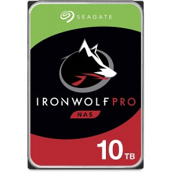 Seagate 3.5 10 TB Ironwolf Pro ST10000NE0008 SATA 3.0 7200 RPM Hard Disk