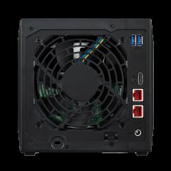 ASUSTOR AS-5304T 4 SLOT NAS I-1.5 QUAD GHz 4GB DDR4 2X2.5GIGA HDMI