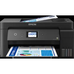 EPSON L14150 RENKLI INKJET TANKLI A3+ YAZ/TAR/FOT/FAX +DUB +NET +WIFI