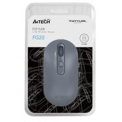 A4 Tech FG20 Optik Kablosuz Mouse Mavi