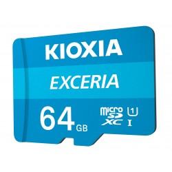 Kioxia Exceria 64 GB 100 MB/s LMEX1L064GG2 microSDXC Kart