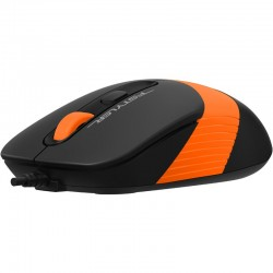 A4 Tech FM10 Optik Kablolu Mouse Turuncu