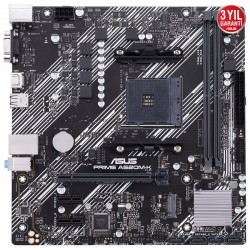 Asus PRIME A520M-K AMD AM4 DDR4 Micro ATX Anakart