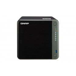 QNAP TS-453D-4GB RAM 4 Hdd Yuvalı Tower NAS
