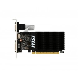 MSI GeForce GT 710 1GB 1GD3H GDDR3 64Bit LP GT 710 1GD3H LP