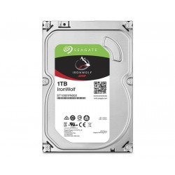 """Seagate 1TB IronWolf 3.5"""" 5900 64MB  ST1000VN002"""