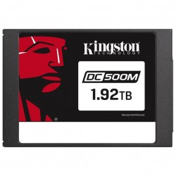 "Kingston 1.92TB DC500M 2.5"" 555/525  SEDC500M/1920G"