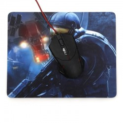 TX   Future Battles Gaming Mouse Pad TXACMPAD040
